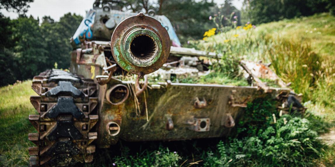 Orte aachen verlassene Ehemaliges Militärgelände